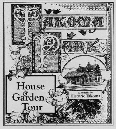Takoma Park House Garden Tour