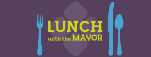 Lunch with Mayor